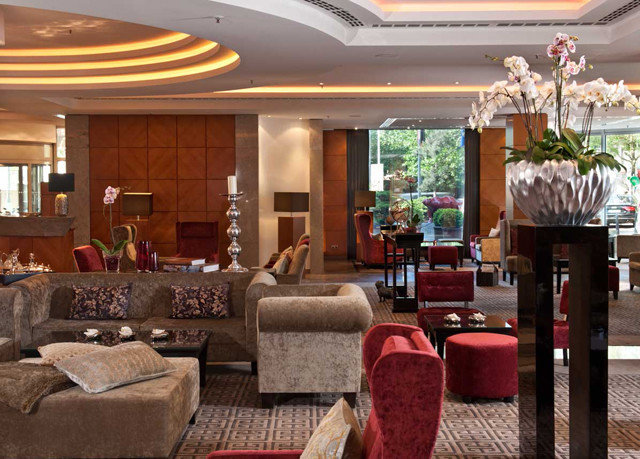 property Lobby living room restaurant home function hall