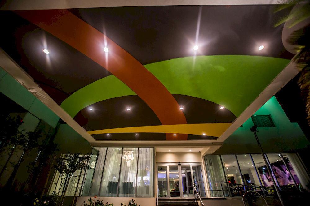 light lighting Lobby shape steel