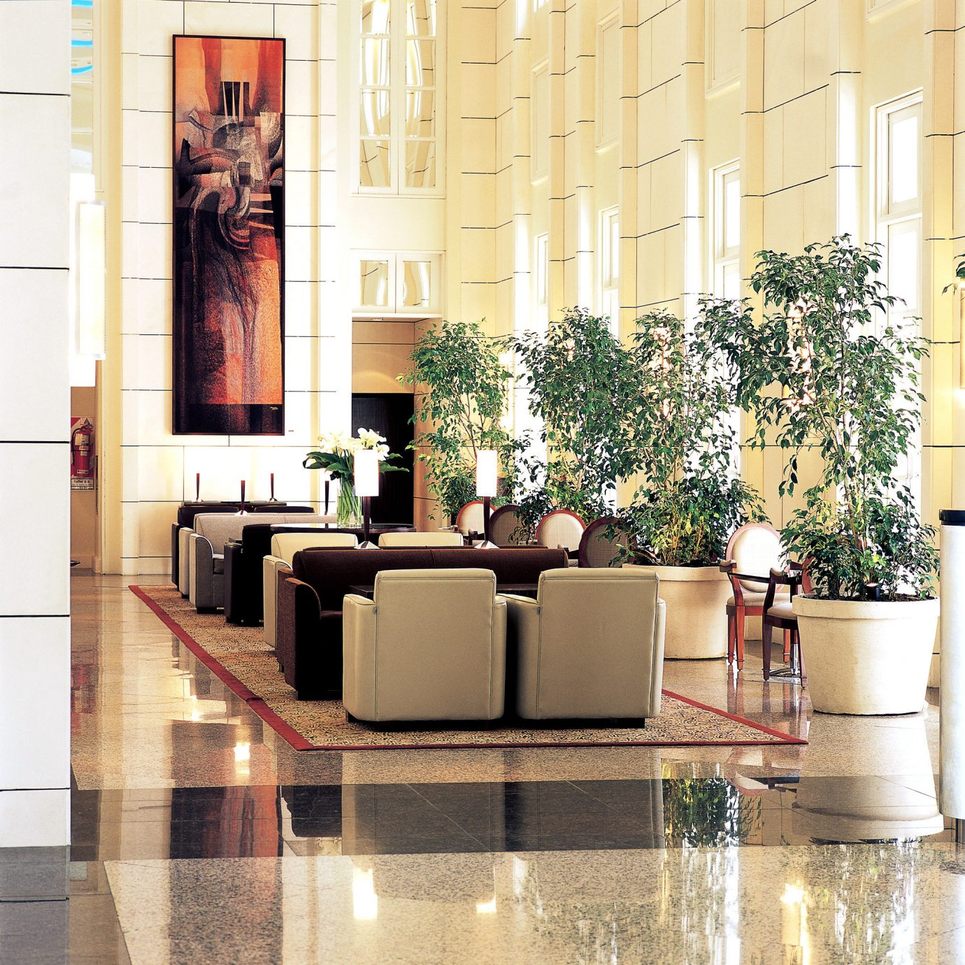 Lounge Luxury Lobby living room home flooring lighting