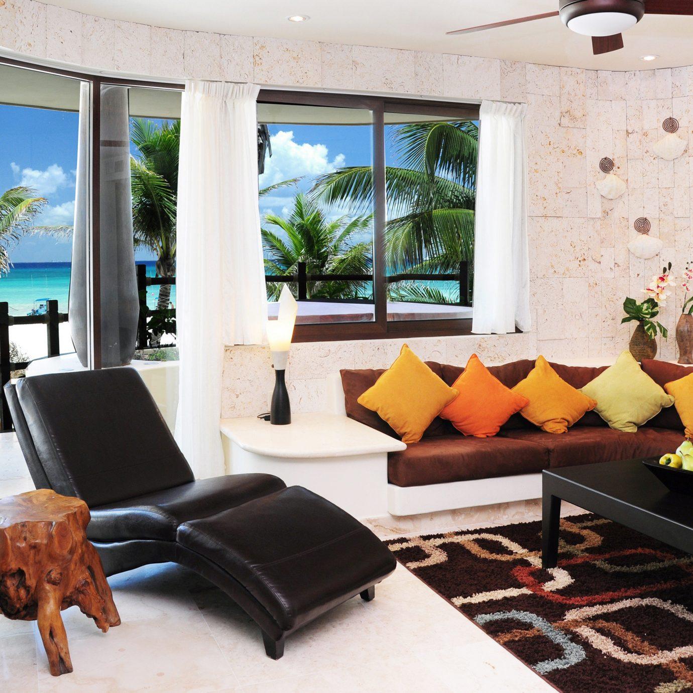Modern Suite property living room condominium home Lobby Resort Villa
