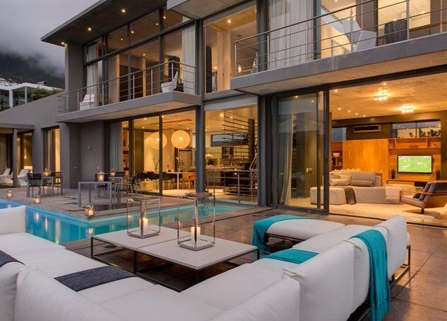 property condominium Resort home living room Villa mansion Lobby