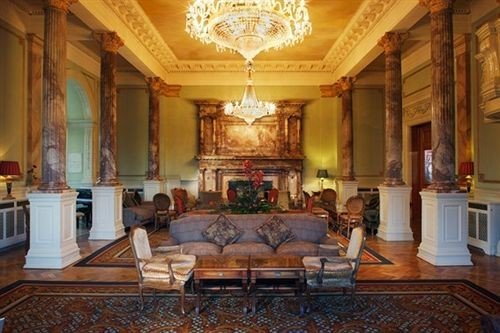 property mansion palace living room Lobby Villa chapel