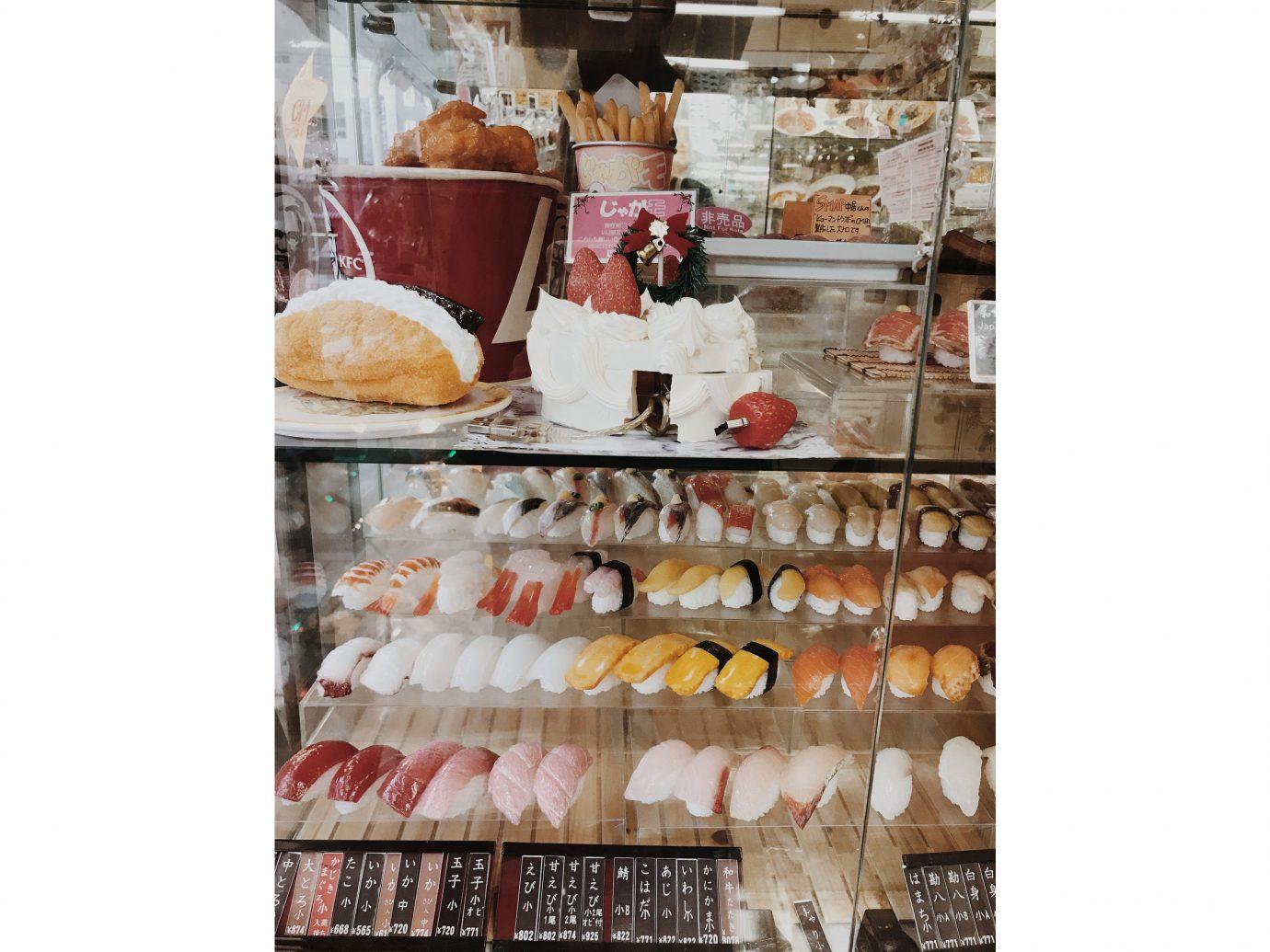 Influencers + Tastemakers Japan Photo Diary Tokyo bakery food meat