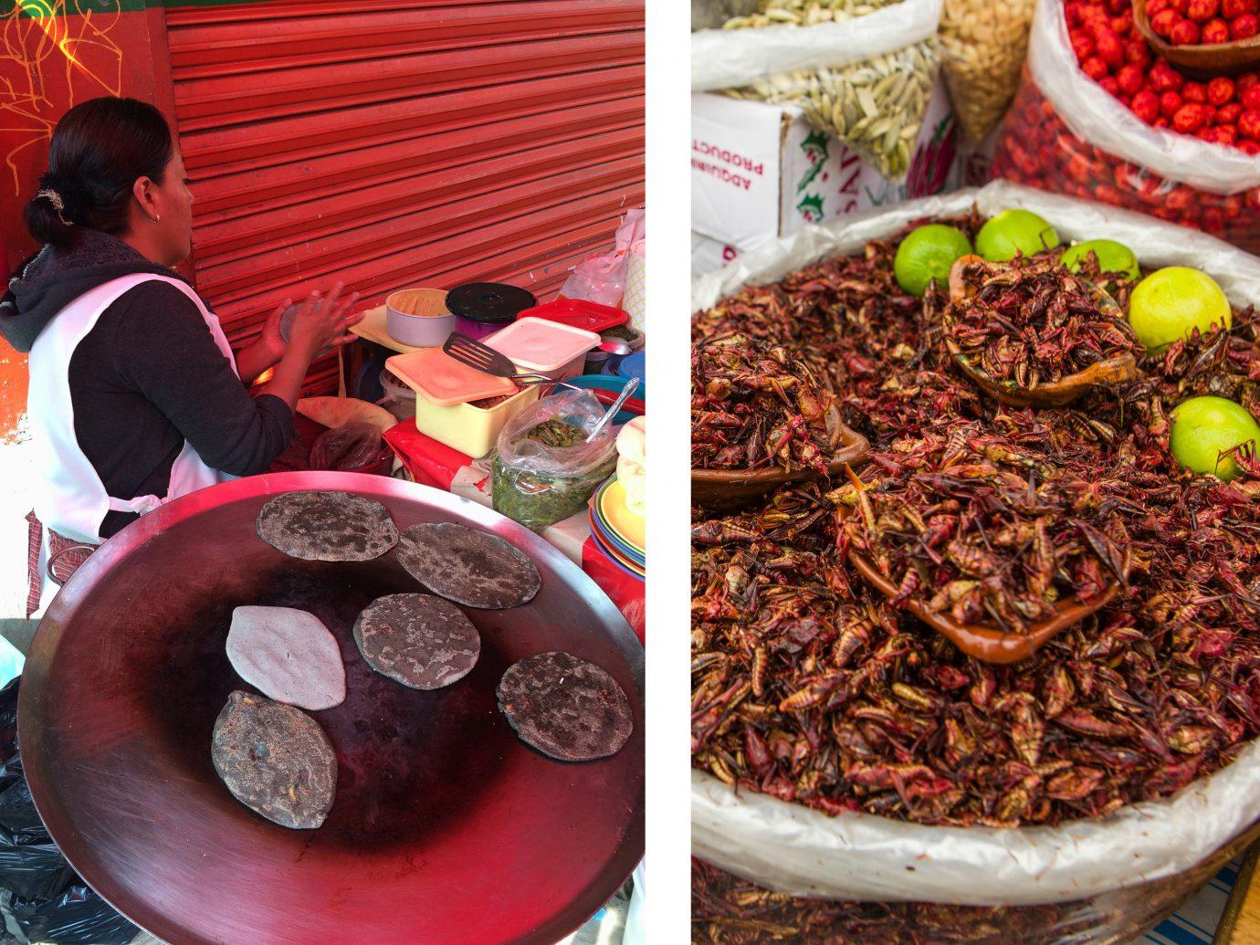 Food + Drink food dish cuisine asian food meat produce street food meal vegetable
