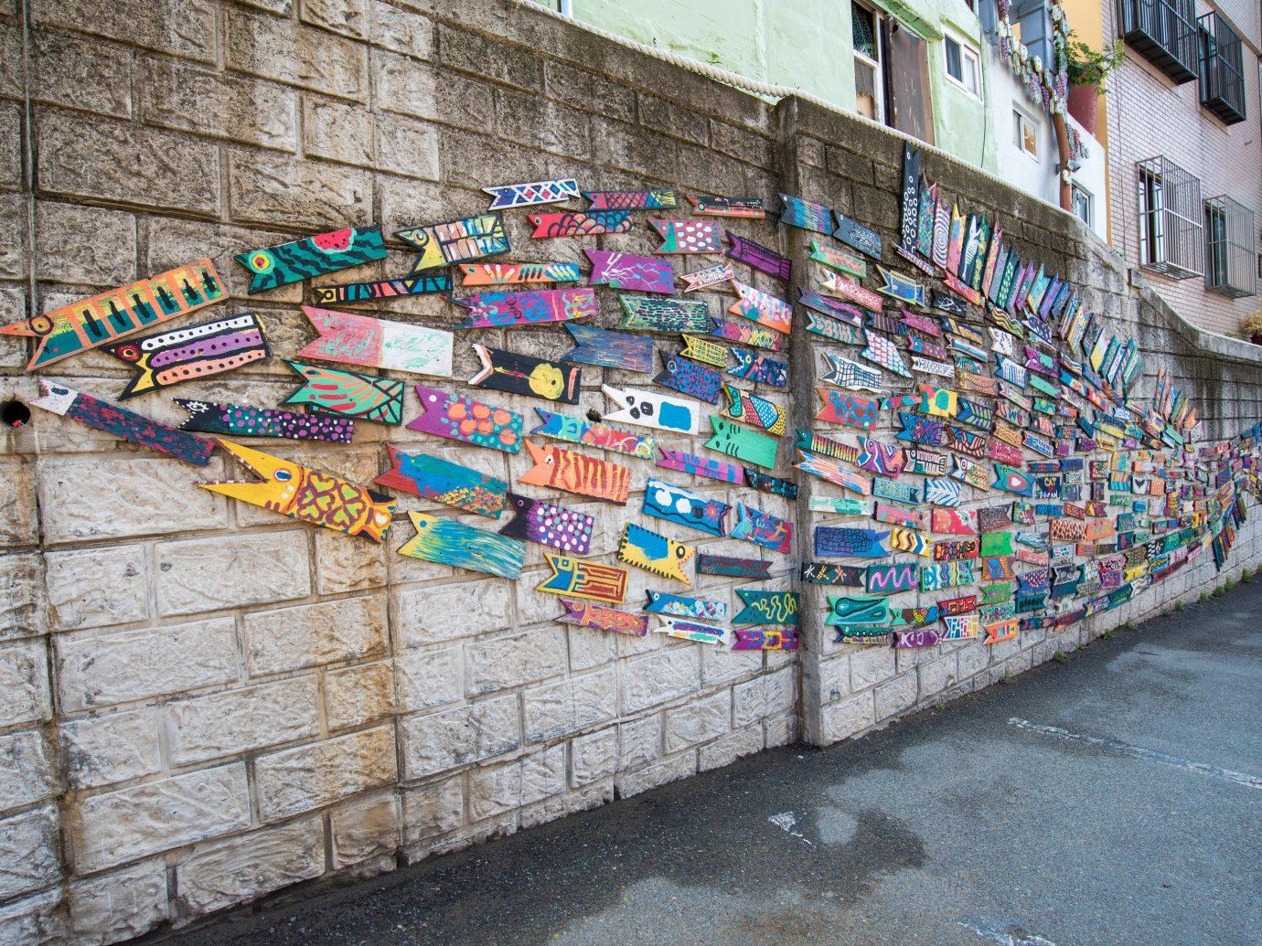 Trip Ideas wall graffiti street art neighbourhood art mural