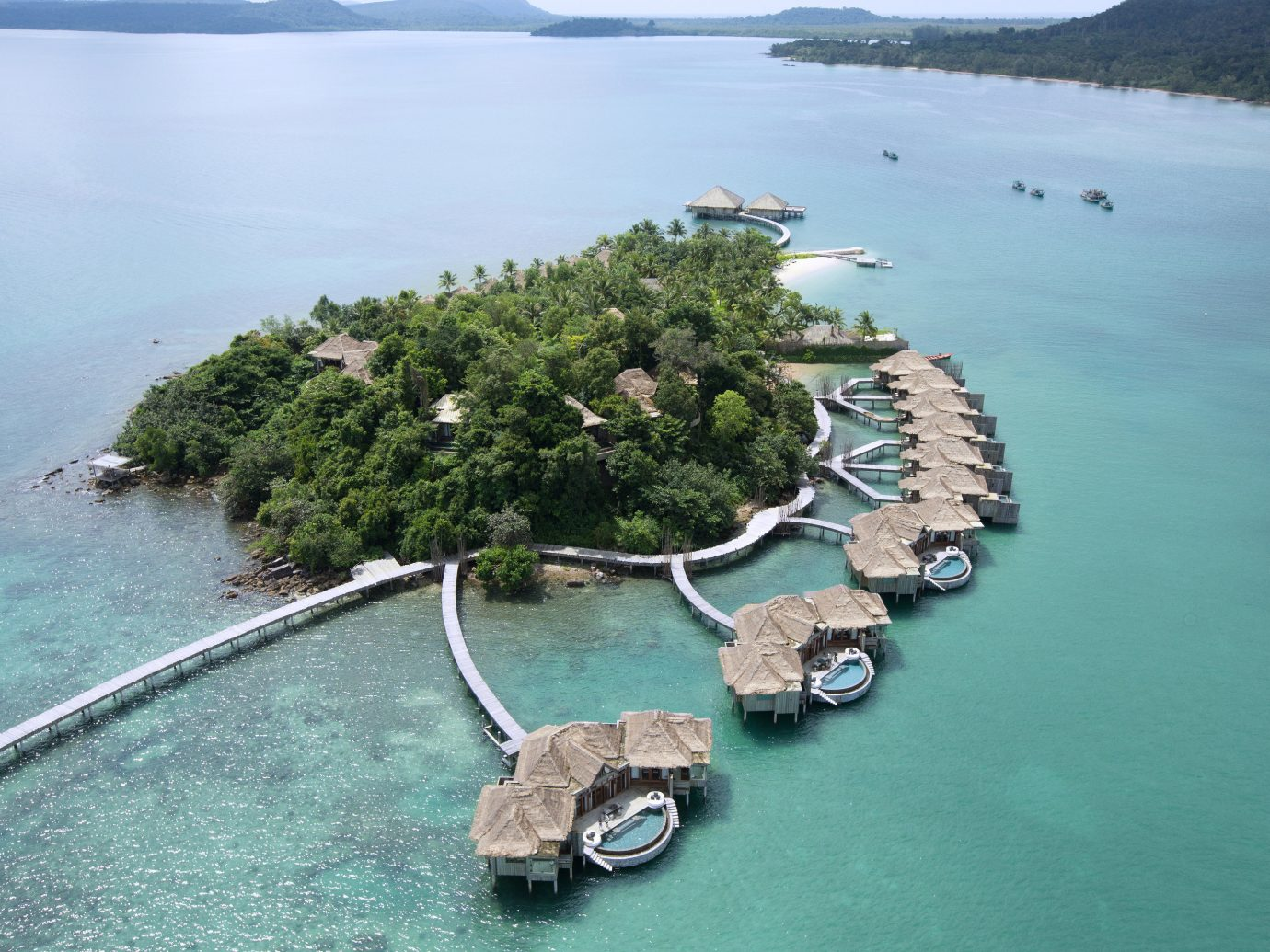 Hotels Trip Ideas water landform Nature Sea Coast Lake shore Beach archipelago bay aerial photography islet Island vehicle cape terrain pond tied