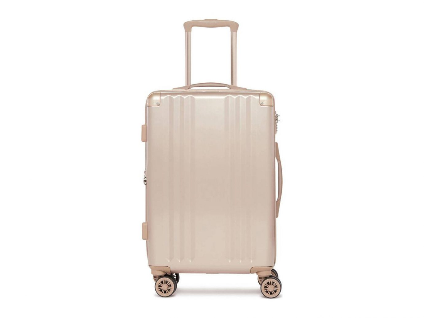 Travel Shop Travel Tech Travel Tips product suitcase beige product design hand luggage appliance luggage & bags