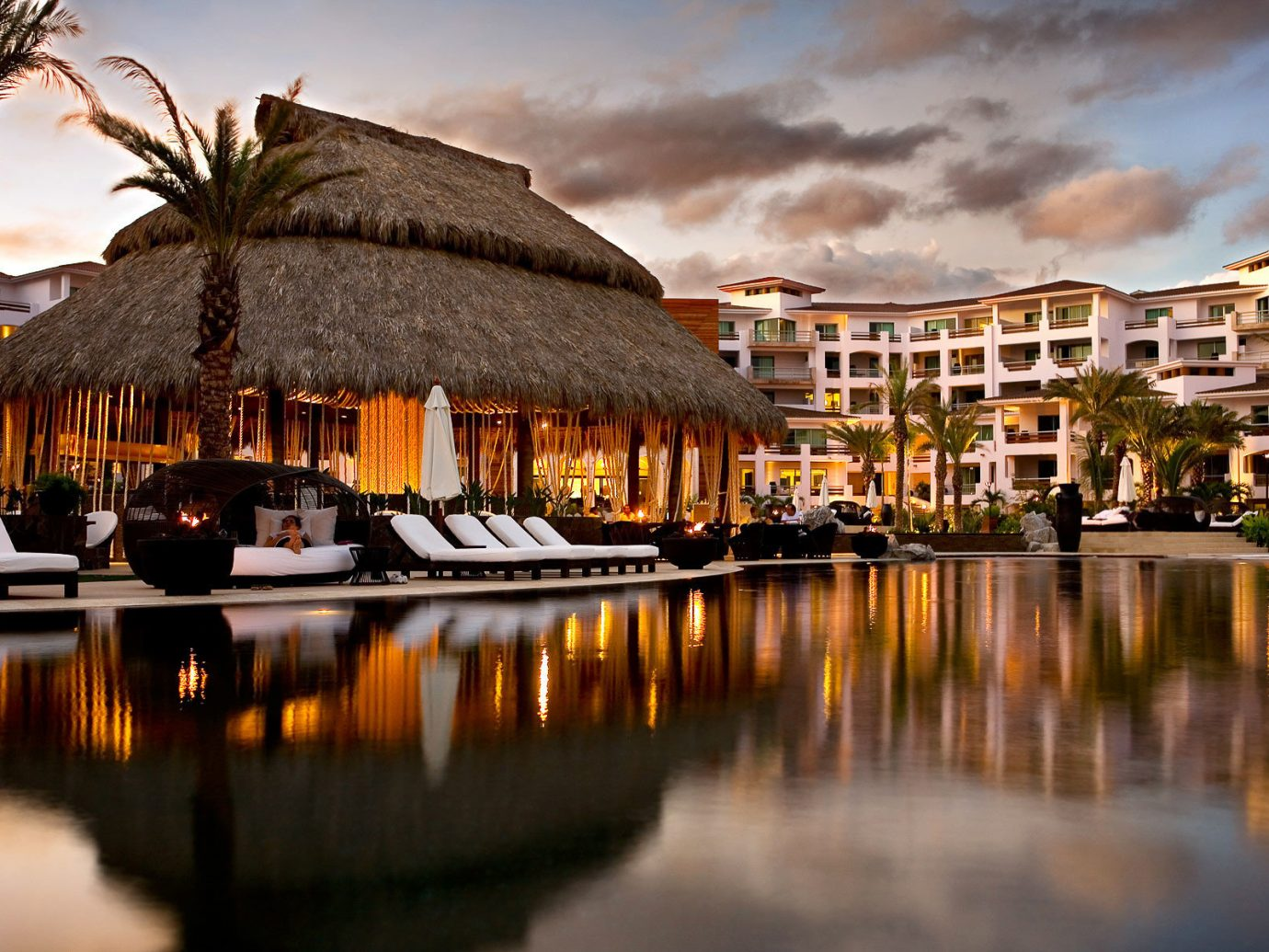 Budget Hotels Luxury Nightlife Scenic views Tropical Waterfront outdoor water sky reflection Town evening night vacation cityscape waterway dusk lined traveling several surrounded