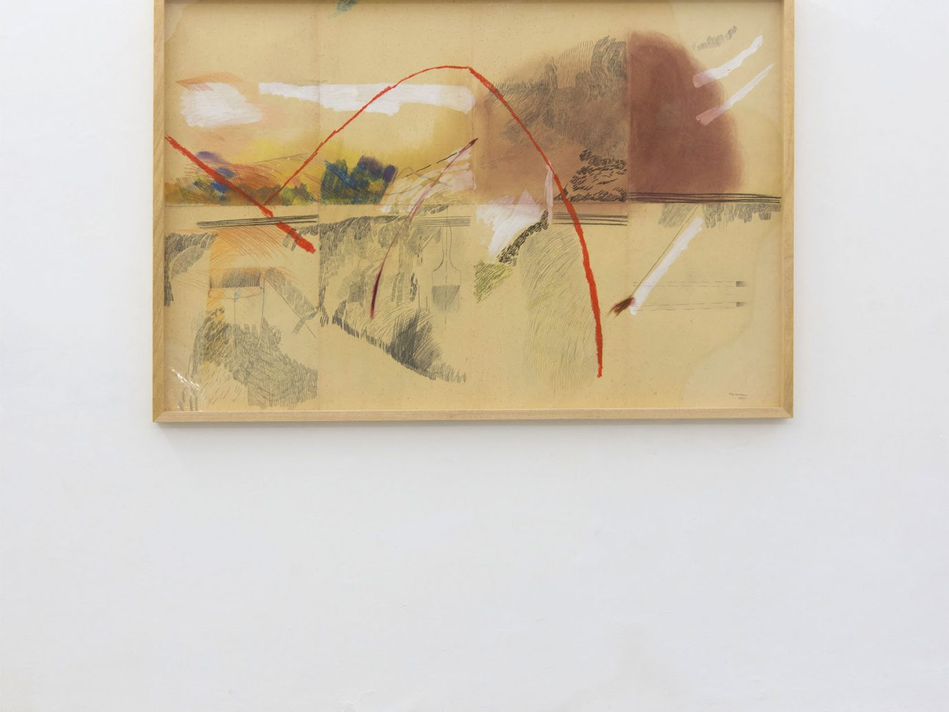Arts + Culture modern art painting room art gallery product design picture frame artwork envelope