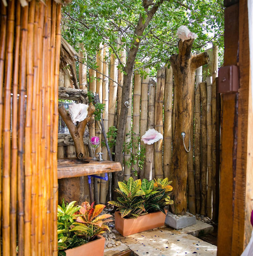 Hotels outdoor house Garden Courtyard backyard home flower wood yard outdoor structure