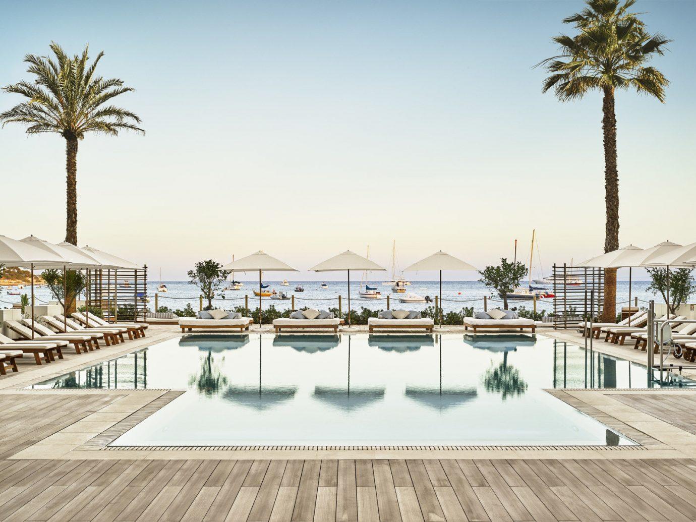 europe Trip Ideas sky outdoor Resort swimming pool vacation palm tree arecales leisure hotel estate tourism condominium palm area