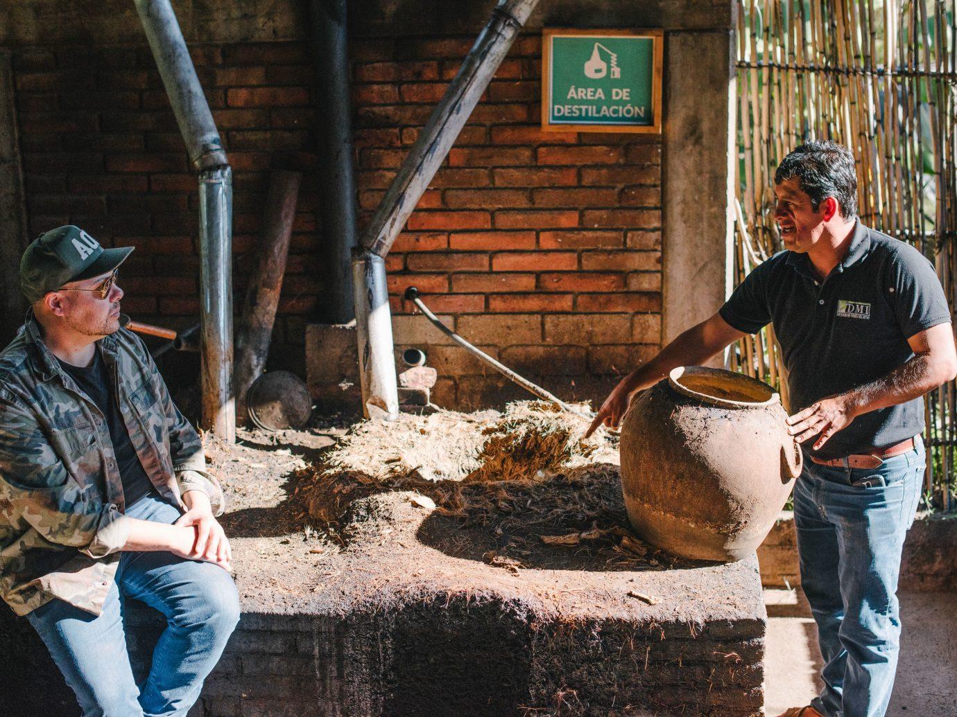 Arts + Culture Mexico Oaxaca Trip Ideas tree soil recreation plant laborer