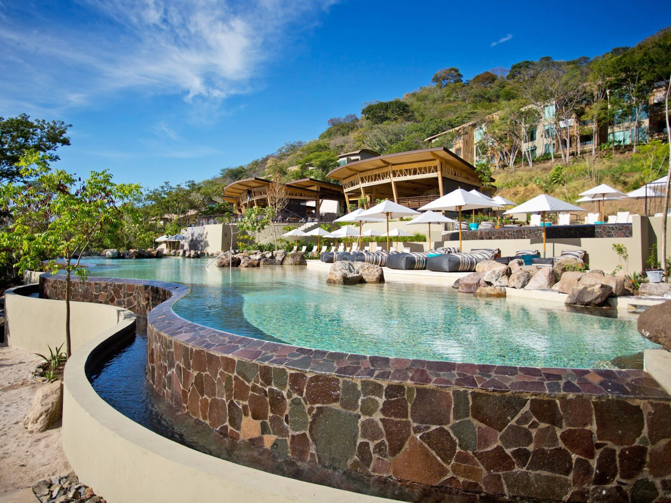Pool At Andaz Peninsula Papagayo Resort In Costa Rica