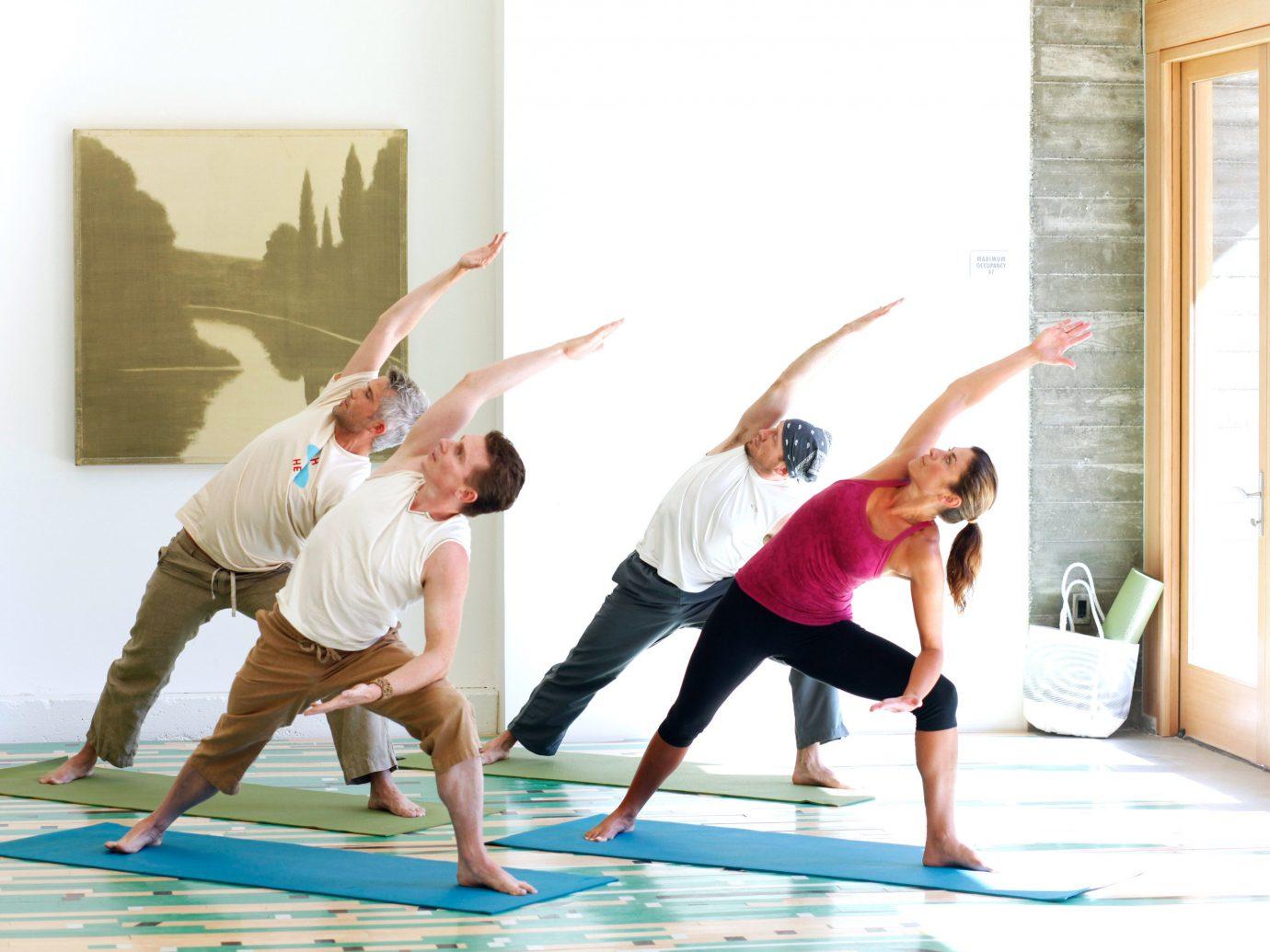 Fitness Health + Wellness Hotels Wellness Yoga Retreats person sports physical fitness Sport martial arts yoga modern dance contact sport combat sport concert dance striking combat sports