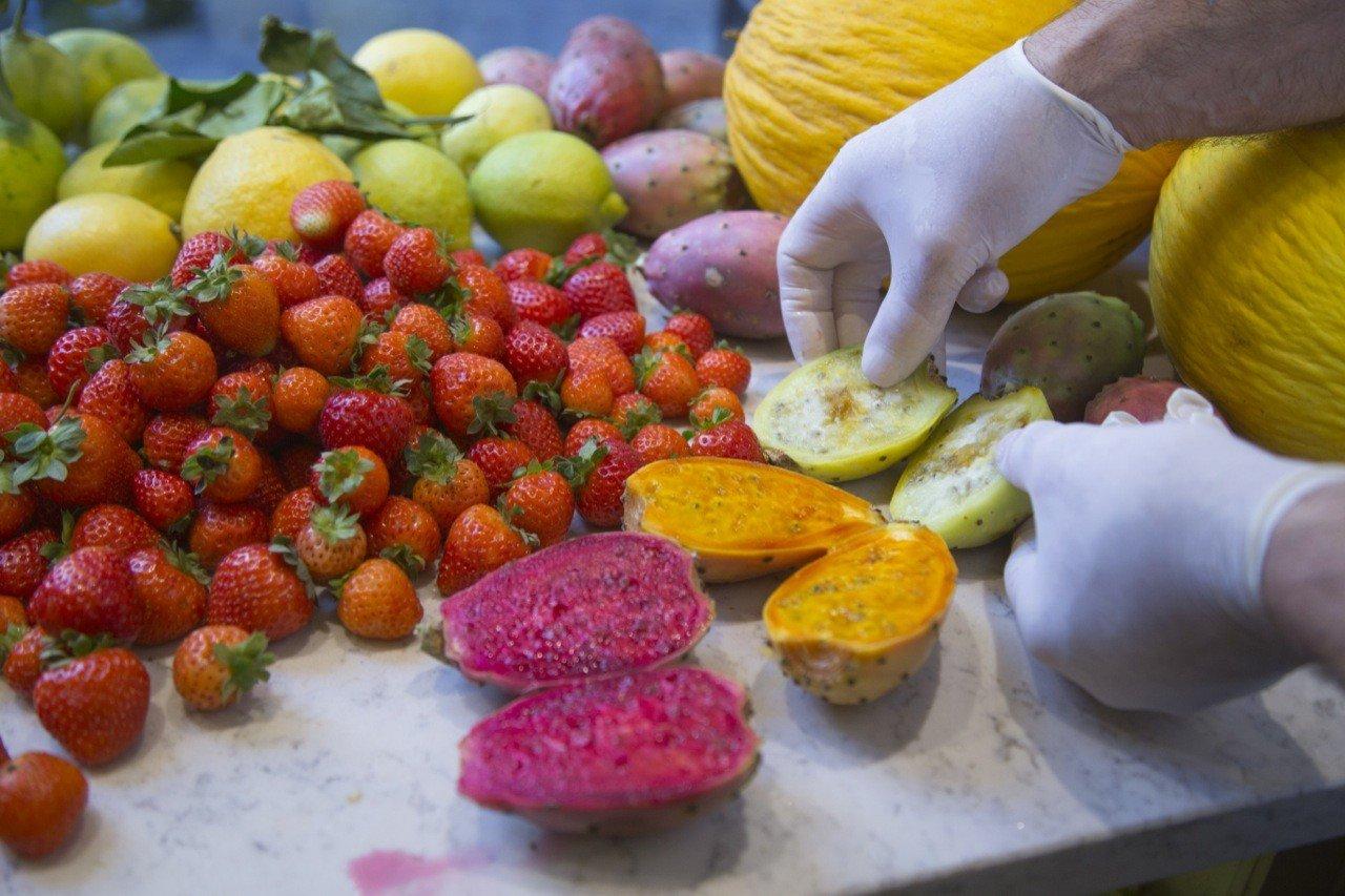 Food + Drink natural foods fruit food local food vegetable produce person vegetarian food superfood diet food fresh