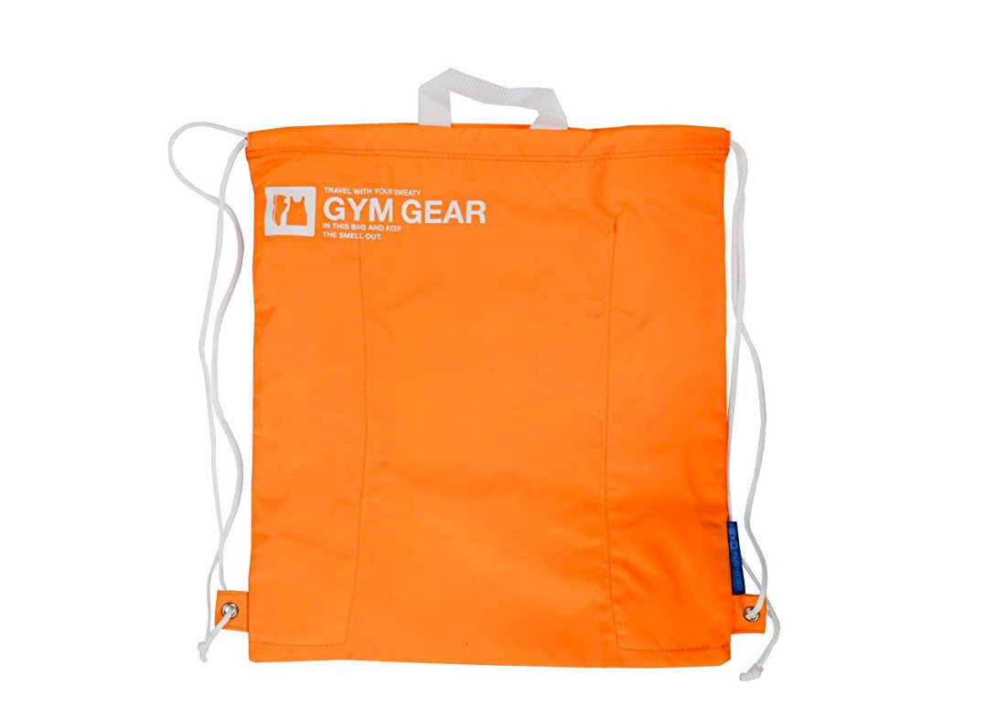 Health + Wellness Travel Tips orange bag product outerwear accessory