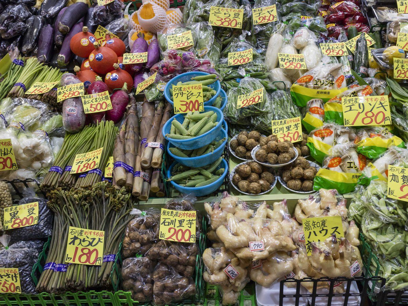 Japan Trip Ideas produce natural foods local food marketplace vegetable greengrocer whole food market food grocery store fruit bazaar vendor