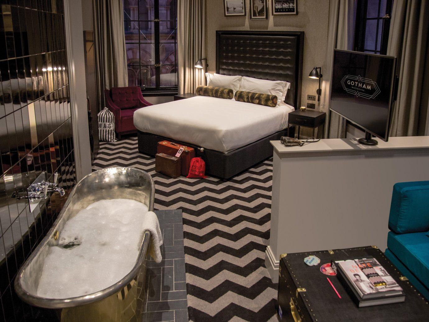 Jetsetter Guides indoor room building home interior design living room Design estate cottage decorated furniture