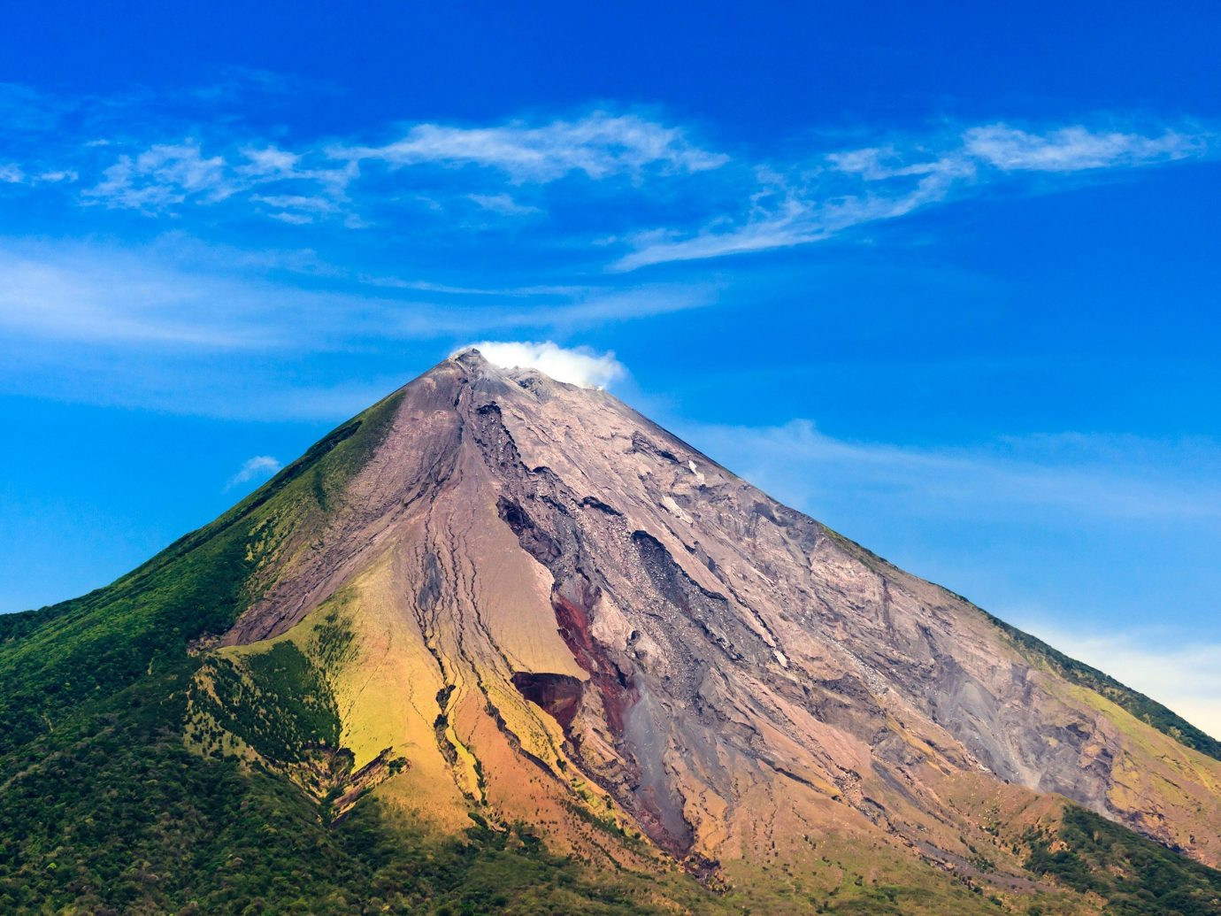 Trip Ideas mountain sky Nature outdoor mountainous landforms geographical feature landform stratovolcano ridge volcanic landform background mountain range fell hill plateau volcano shield volcano plain summit hillside clouds distance highland