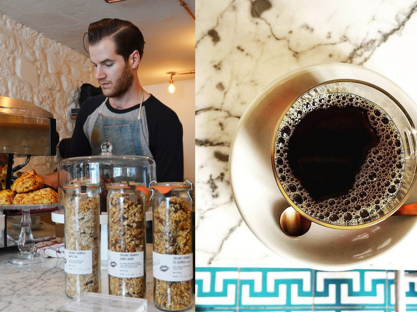 Food + Drink Offbeat Travel Trends Design sense plucked string instruments drum pattern