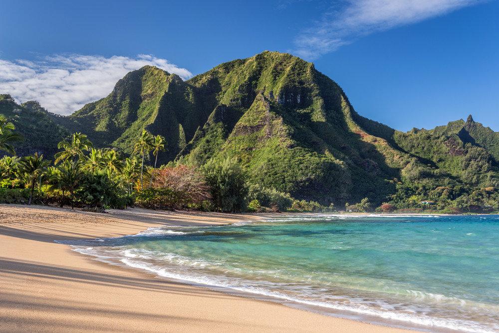 Makua Beach Kauai, Hawaii
