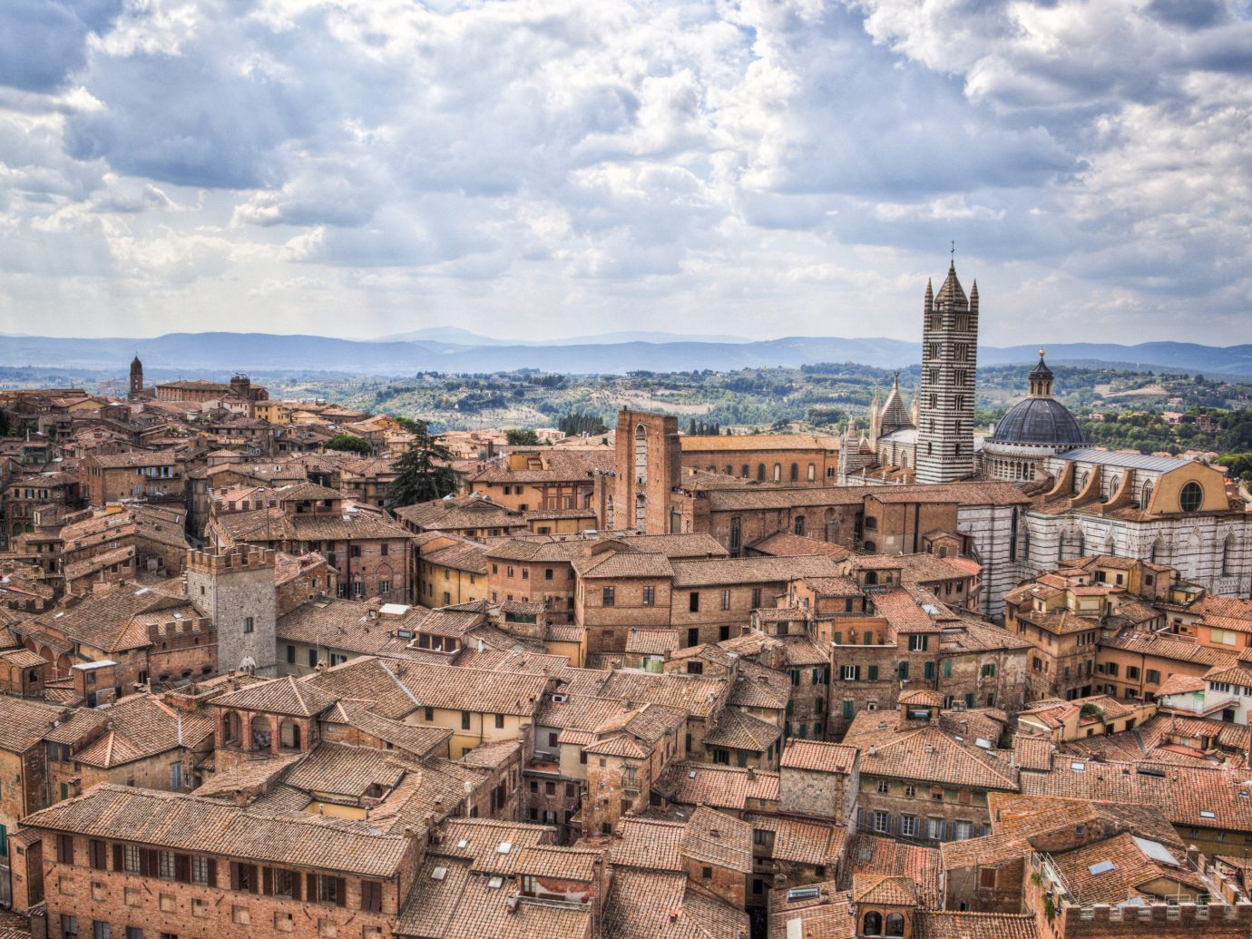 Italy Trip Ideas sky City landmark Town historic site urban area cityscape medieval architecture ancient history cloud tower history skyline Village middle ages bird's eye view panorama unesco world heritage site tourism building horizon roof