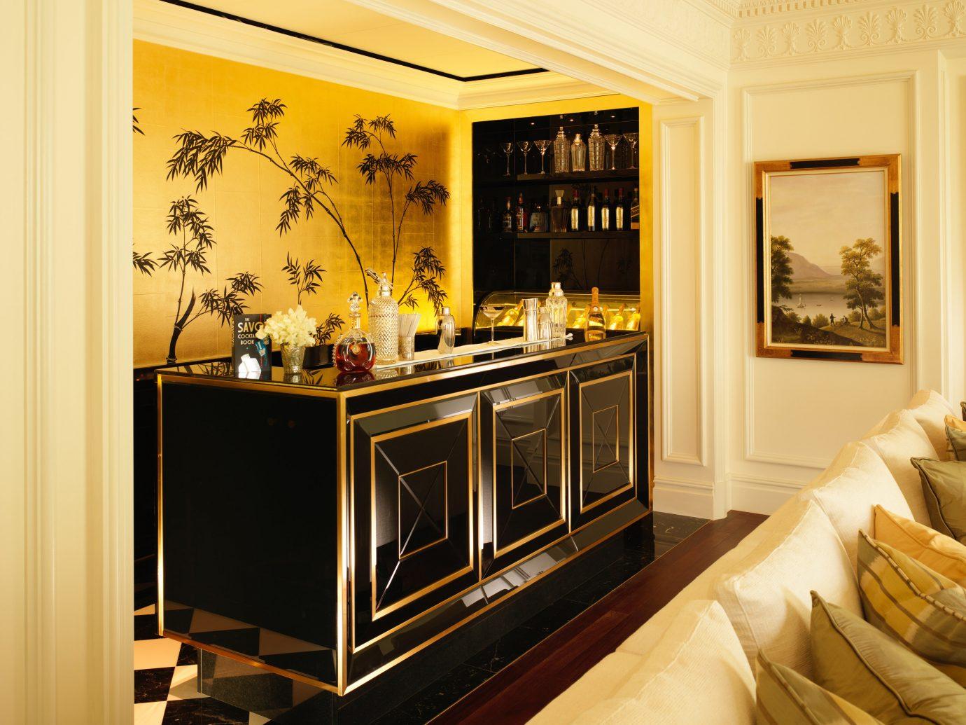 Hotels Luxury Travel indoor wall room Living floor window interior design ceiling furniture Suite decorated