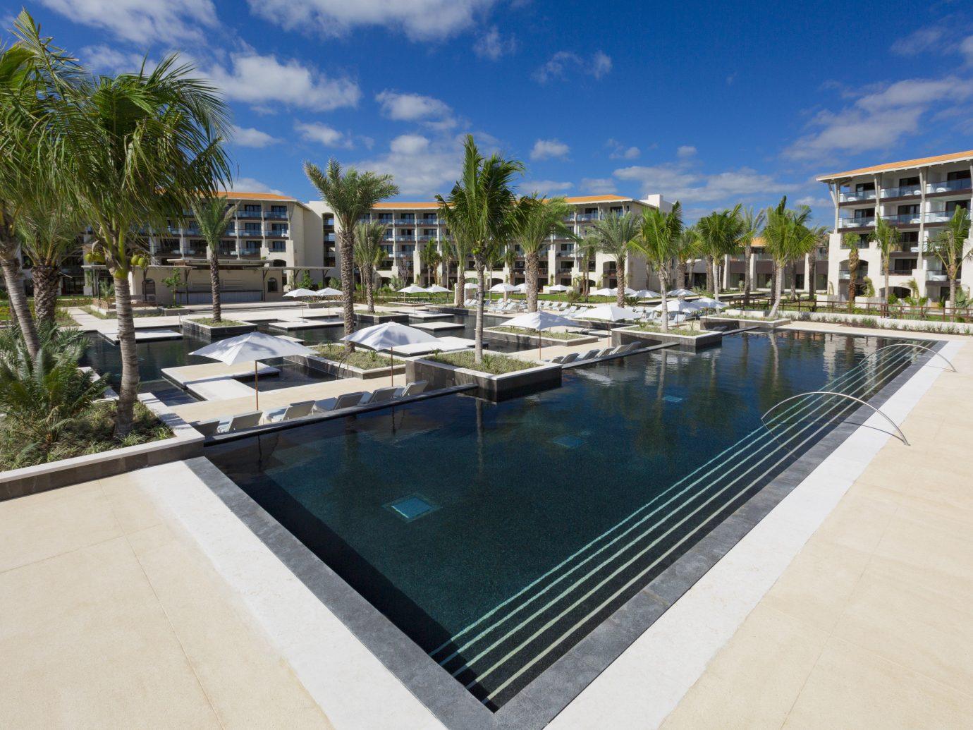 Pool at UNICO 20˚ 87˚ Riviera Maya, Mexico