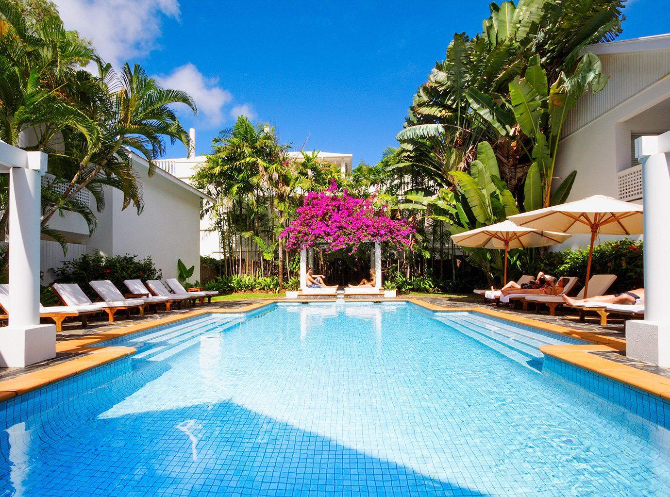 Play Pool Resort Scenic views tree swimming pool building property leisure Villa caribbean condominium resort town mansion backyard swimming