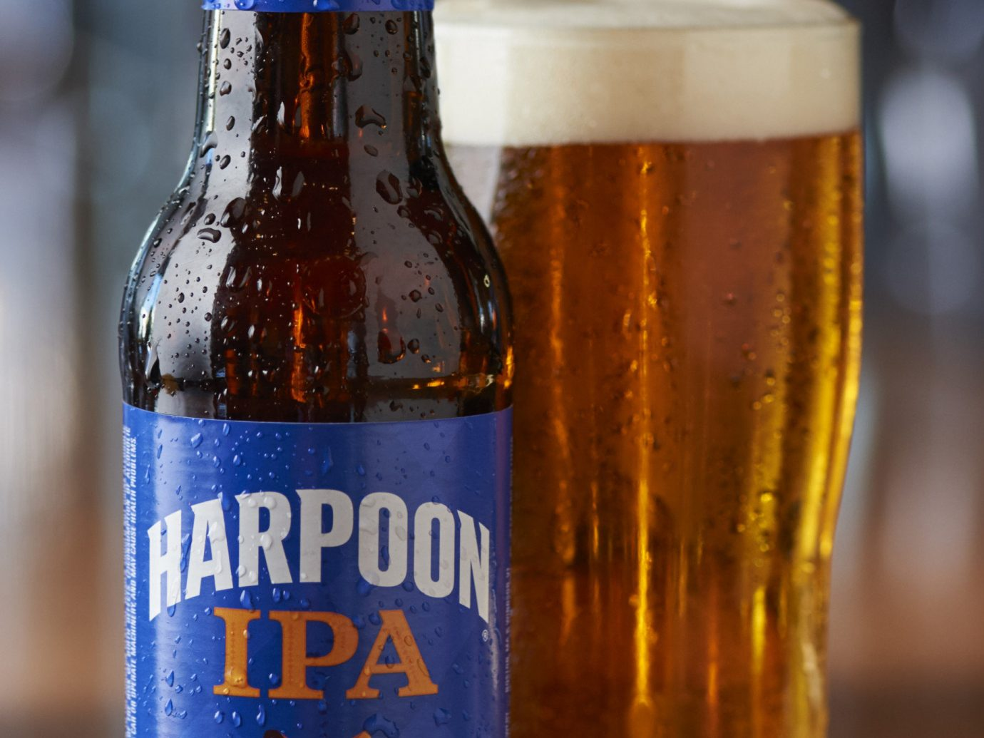 Beer from Harpoon Brewery & Beer Hall