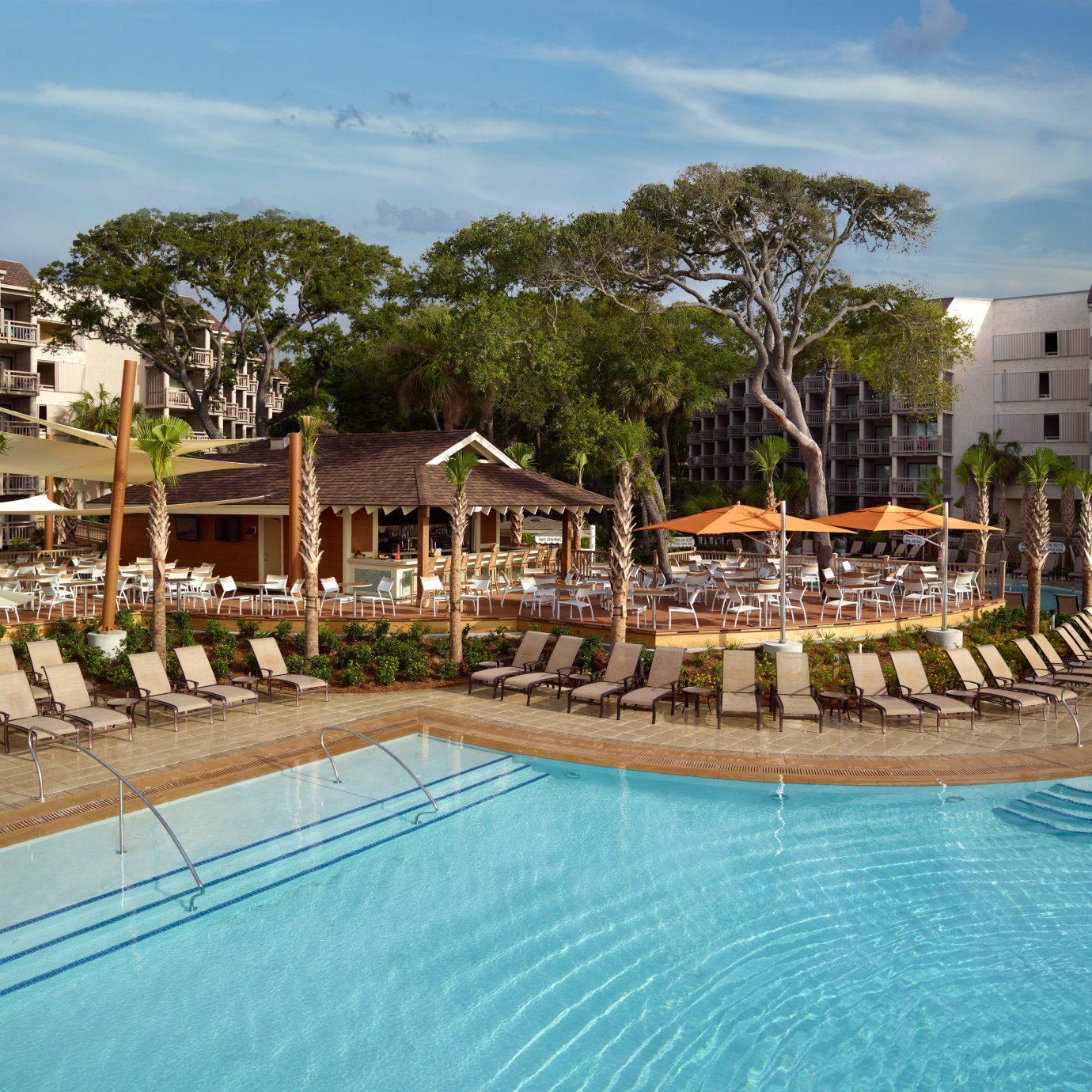 sky swimming pool leisure property Resort Pool condominium plaza resort town palace marina Water park swimming lined