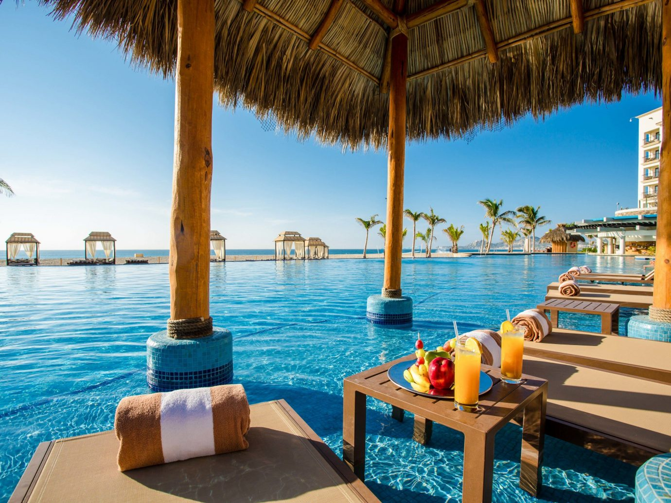 Pool at Hyatt Ziva Los Cabos