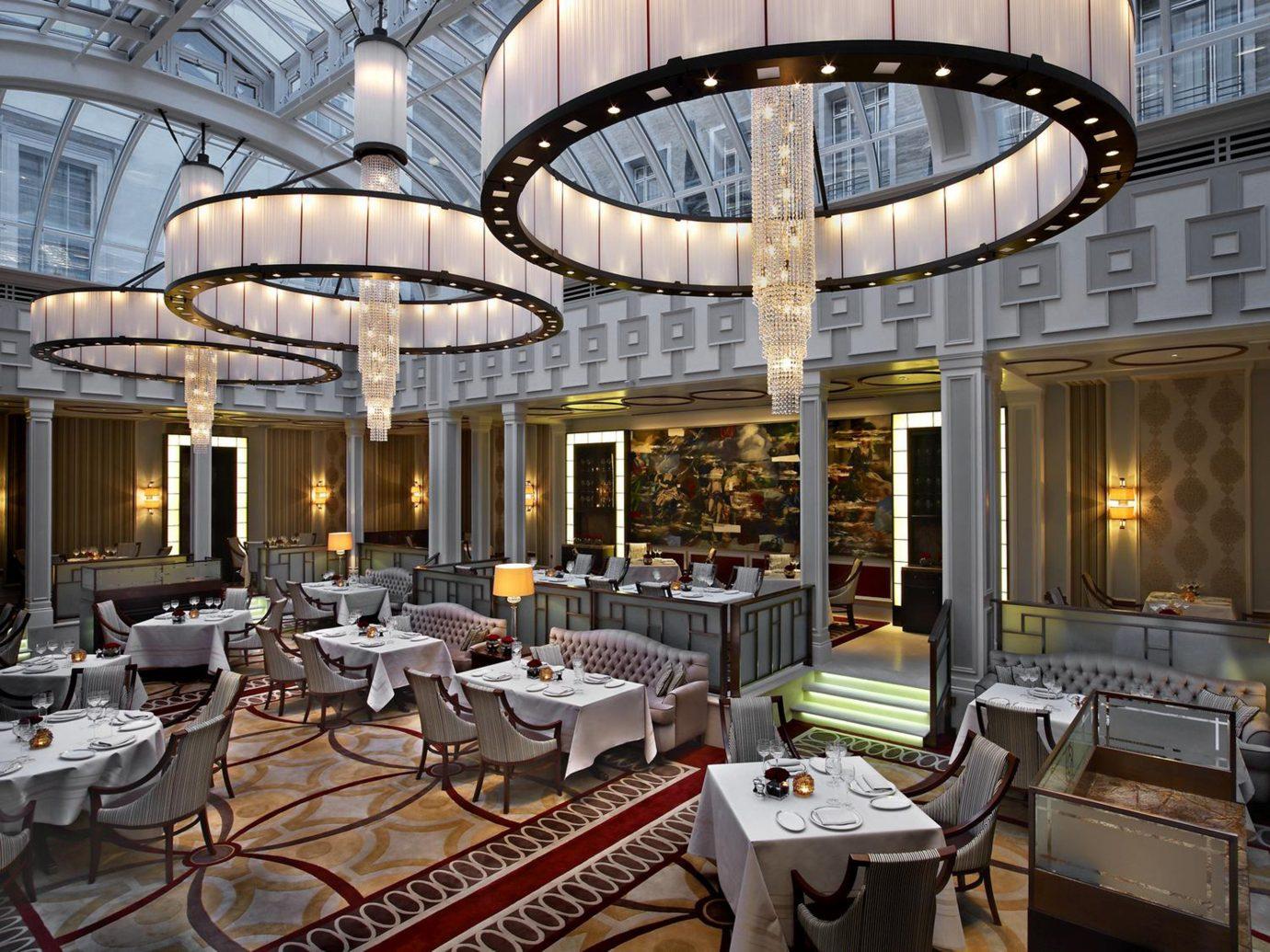 Celebs Elegant Hotels Living London Lounge Luxury Luxury Travel Romantic Trip Ideas building indoor room Lobby estate restaurant ceiling interior design lighting home dining room meal mansion living room palace