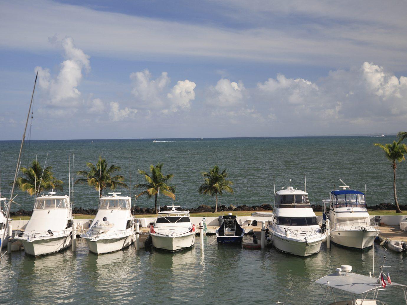 Hotels water sky Boat outdoor Sea vehicle scene marina vacation Harbor dock bay boating Coast passenger ship watercraft