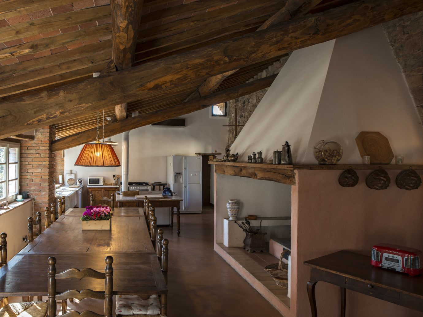 Hotels Luxury Travel indoor wall ceiling room interior design beam loft area furniture