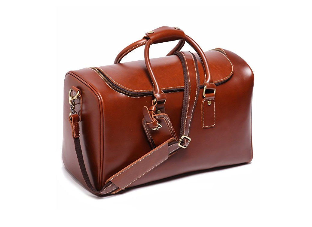 Style + Design accessory bag case handbag brown suitcase leather shoulder bag black brand baggage briefcase textile