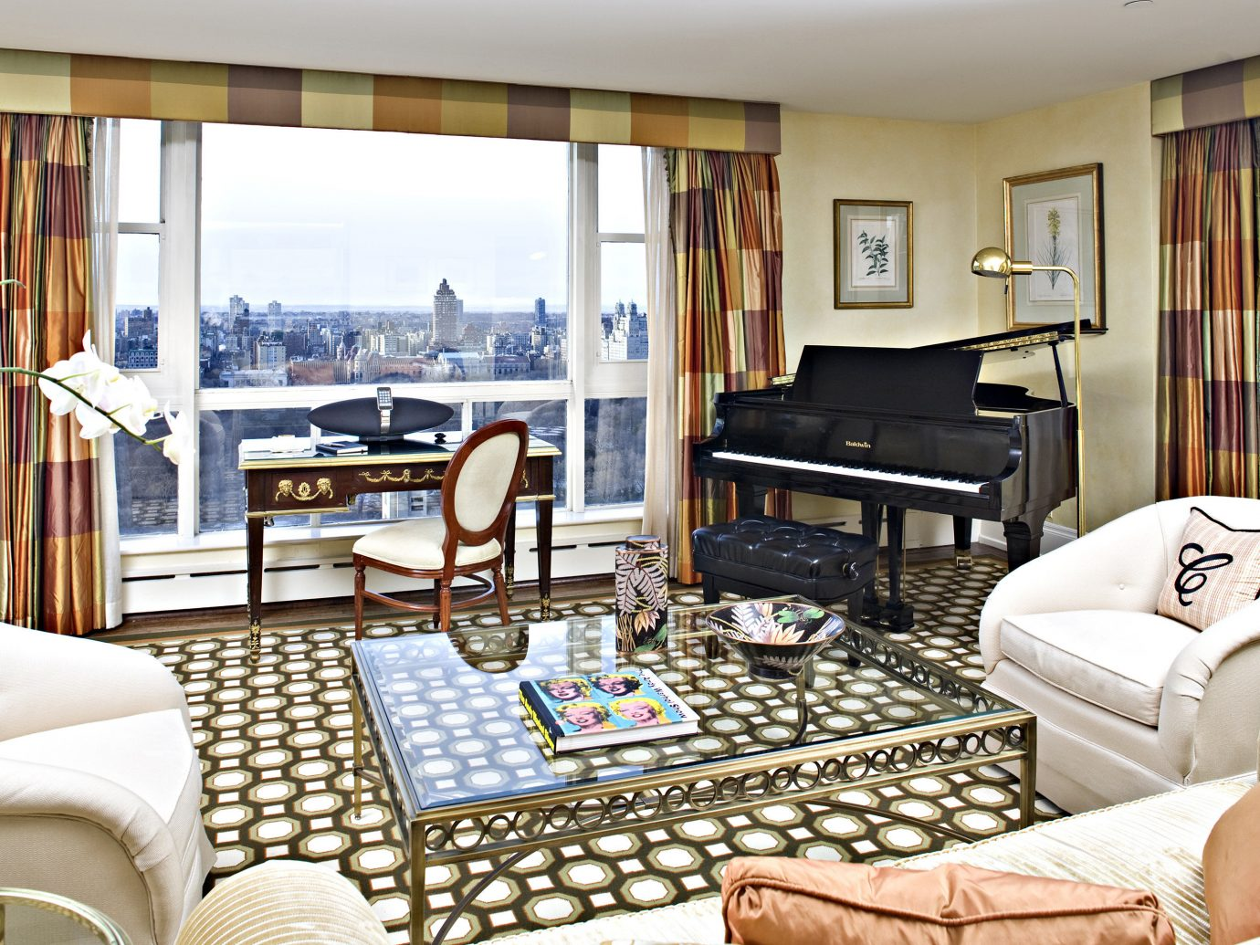 Elegant Hotels Living Lounge Luxury Trip Ideas indoor room window floor living room property ceiling condominium estate home furniture interior design real estate Suite cottage Bedroom apartment decorated
