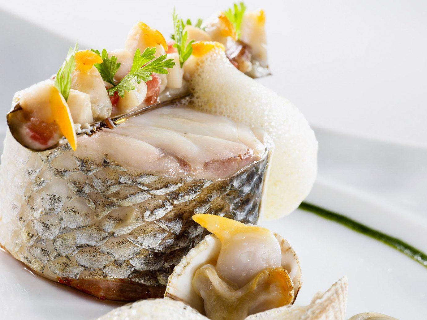 Food + Drink Romance food plate dish Seafood animal source foods cuisine recipe dessert