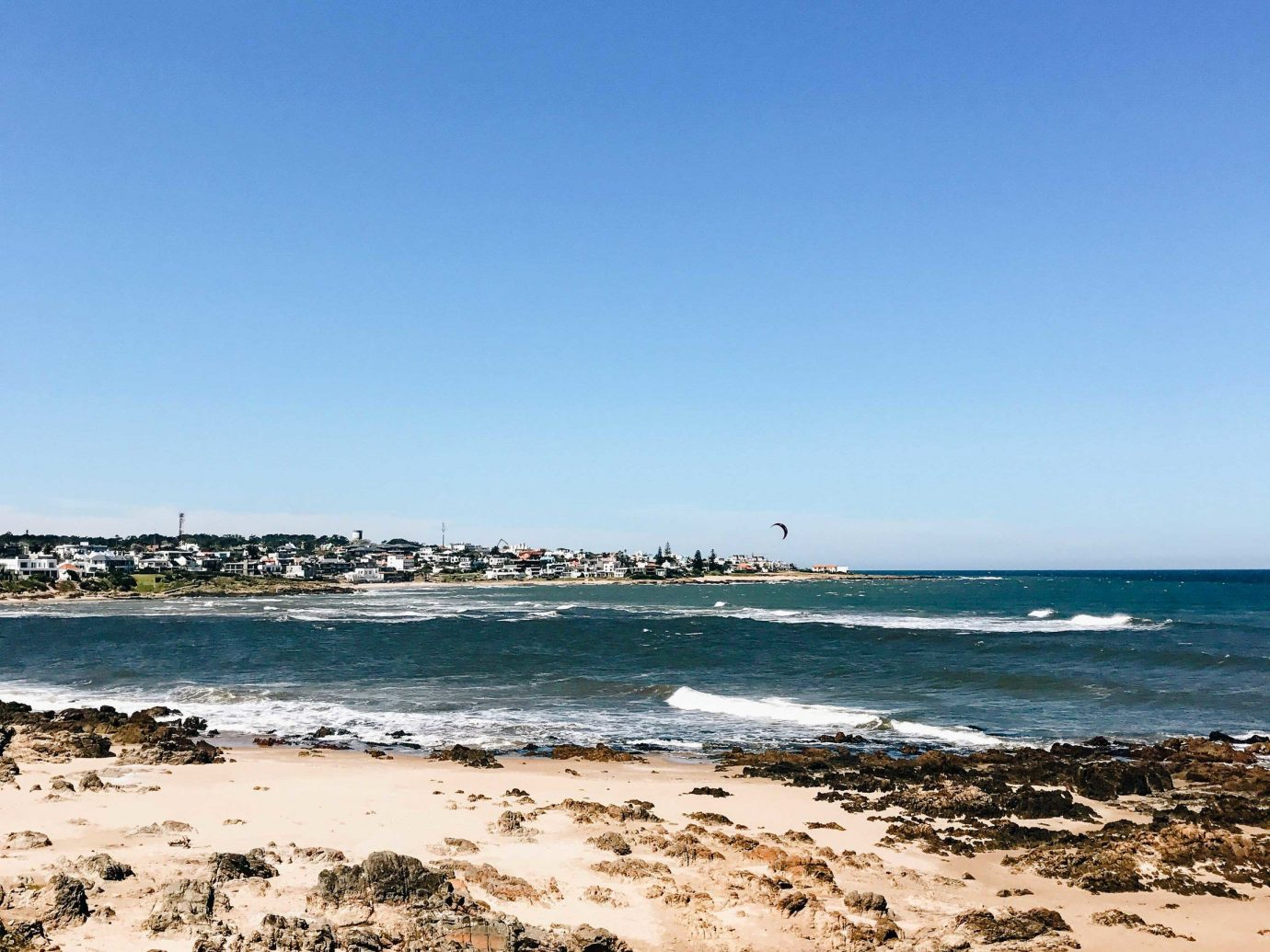 Romantic Getaways south america Trip Ideas Uruguay Sea Coast sky Beach shore coastal and oceanic landforms body of water Ocean horizon bay headland sand water promontory cape wave inlet calm wind wave tide