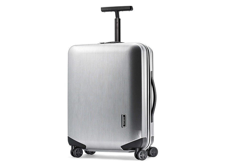 Packing Tips shopping Style + Design Travel Shop indoor suitcase black product product design hand luggage luggage & bags seat