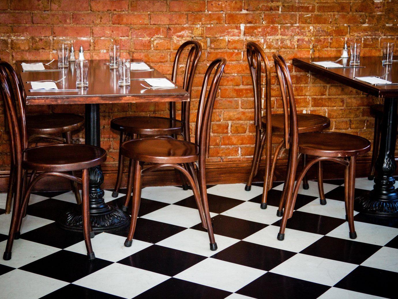 City Kansas City Midwest Trip Ideas floor chair table indoor furniture flooring Dining restaurant tile wood flooring hardwood wood interior design dining room laminate flooring dining table set