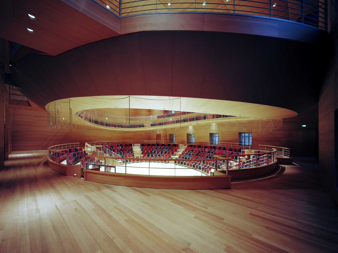 Trip Ideas floor indoor auditorium performing arts center concert hall building Architecture structure theatre ceiling lighting interior design opera house wood wooden daylighting convention center