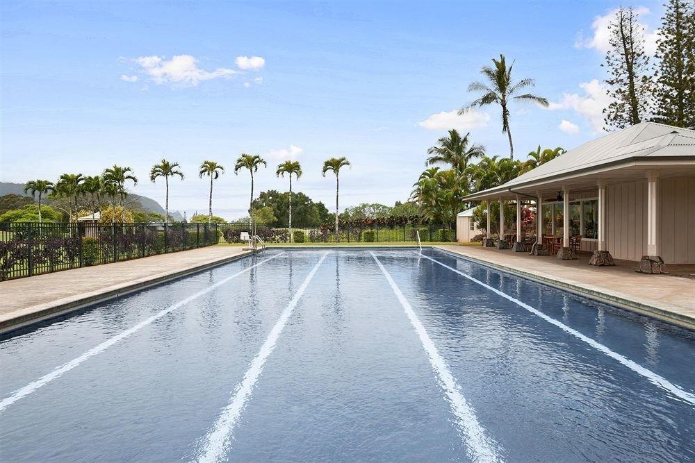sky road scene property way walkway swimming pool residential area home waterway Resort boardwalk highway