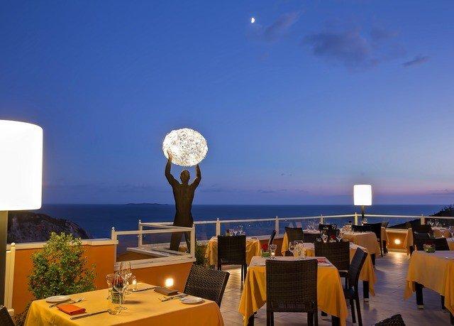 sky chair lighting Resort restaurant