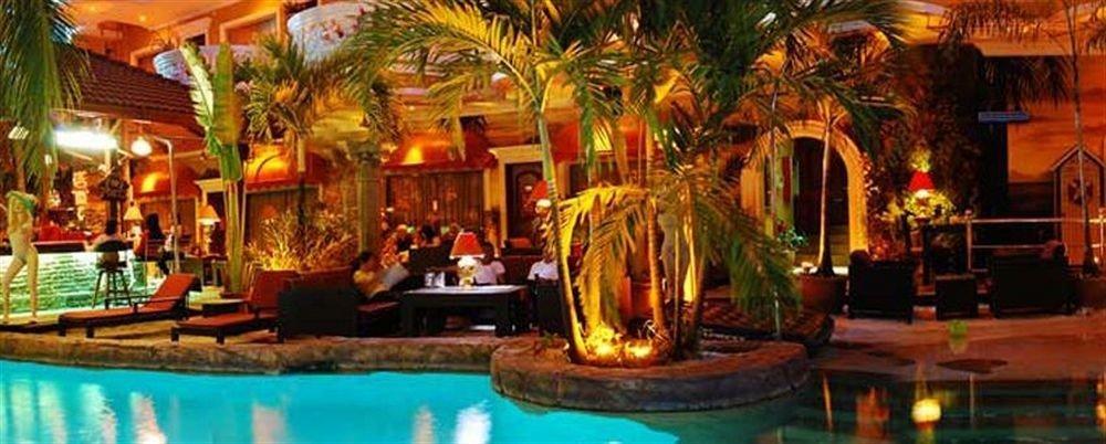 Resort palace hacienda