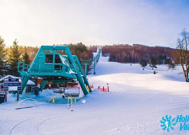 sky snow transport Winter season Resort piste vehicle winter sport ski equipment Ski