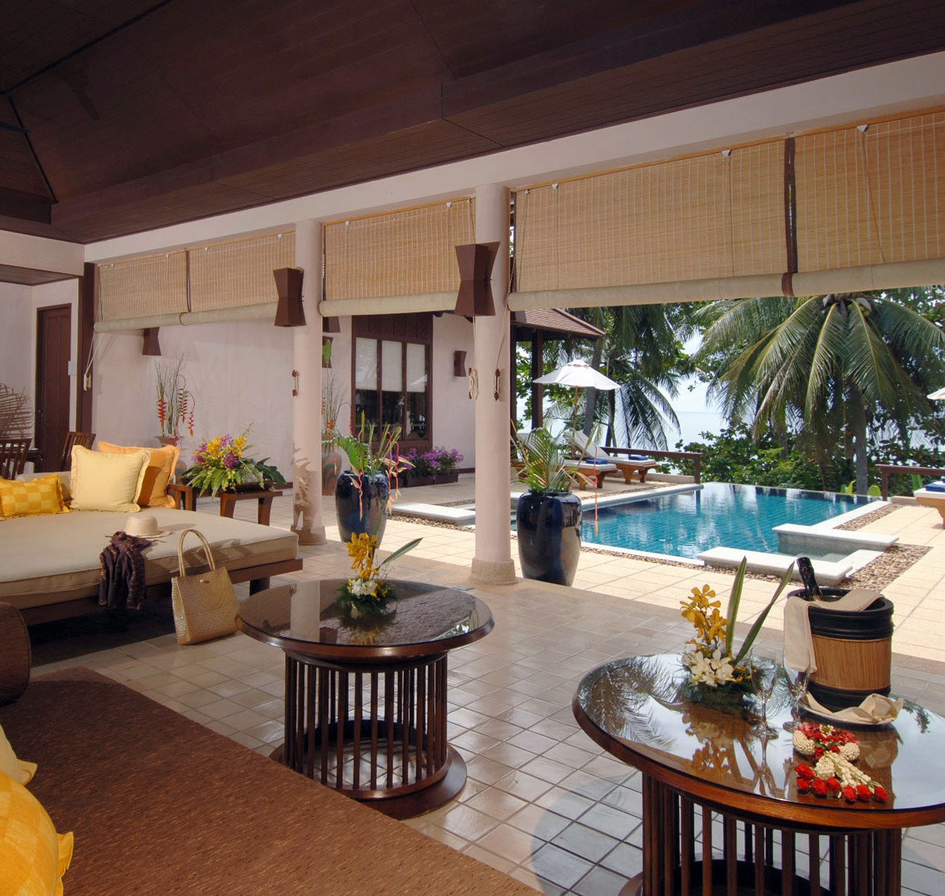 property home Villa living room Resort condominium cottage mansion hacienda