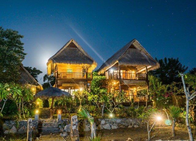 tree house Resort home hut mansion cottage Villa