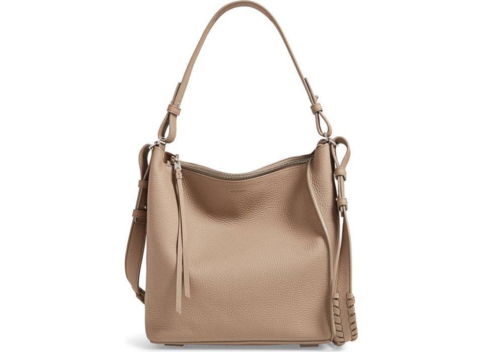 Travel Tips bag handbag shoulder bag brown leather indoor accessory fashion accessory hobo bag beige metal product strap product design caramel color
