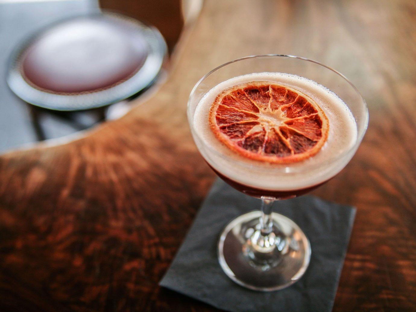 Food + Drink table food Drink indoor alcoholic beverage plant produce distilled beverage cocktail liqueur flavor beverage